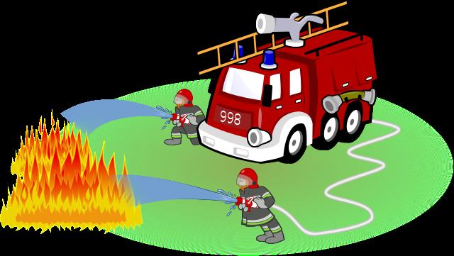 bomberos chile incendio