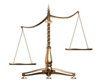 balanza justicia equilibrio igualdad